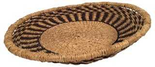 African Woven Basket - One Kings Lane