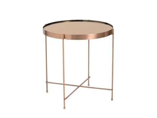 Valentine Side Table COPPER - Apt2B