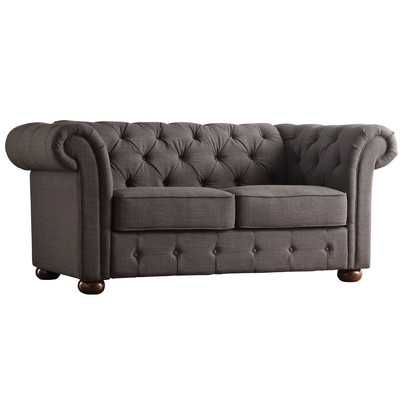 Carthusia Tufted Loveseat - Wayfair