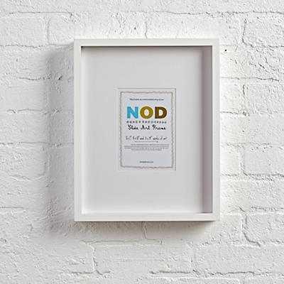 Slide Art Frame - Land of Nod
