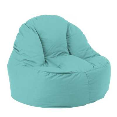 Girls Solid Leanback Lounger - Pottery Barn Teen