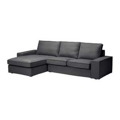 KIVIK Loveseat and chaise - Ikea