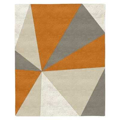 Kaleidoscope Wool Rug - West Elm