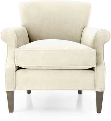 Elyse Chair - Wheat - Crate and Barrel