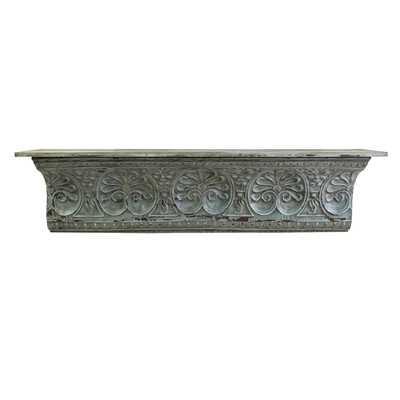 Aster Metal Wall Shelf - Wayfair