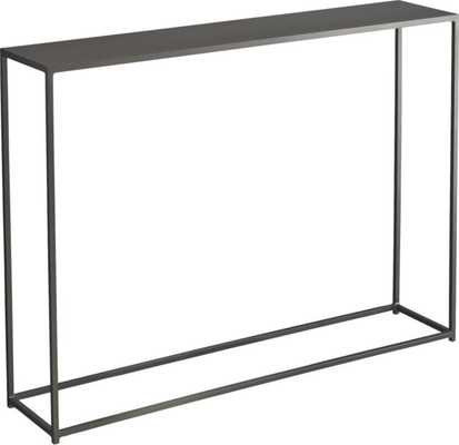 Mill mini console table - CB2