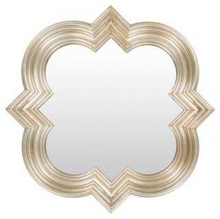 Quatrefoil Mirror - One Kings Lane