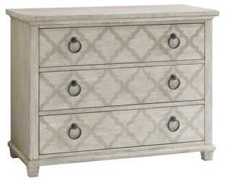 Brookhaven Hall Chest, Oyster - One Kings Lane