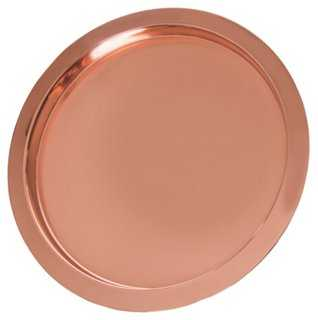 Copper Bar Serving Tray - One Kings Lane