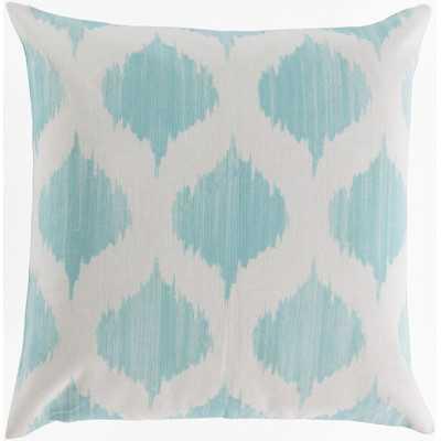 Exquisite in Ikat Throw Pillow by Surya - Wayfair