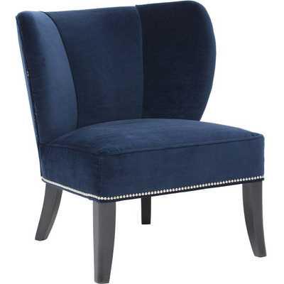 Annie Chair, Vance Indigo - High Fashion Home