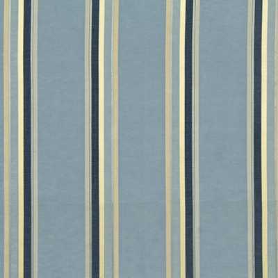 Abero Stripe | Indigo - Robert Allen
