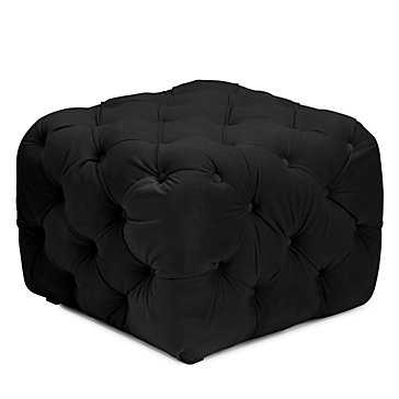 Jules Tufted Ottoman - Z Gallerie