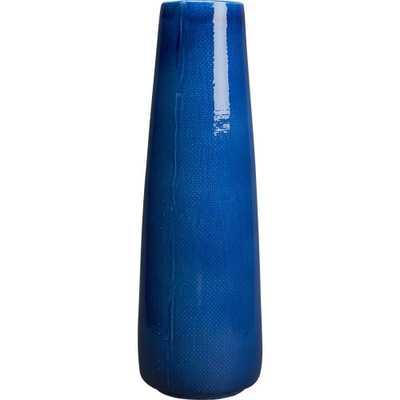 cambric blue vase - Domino
