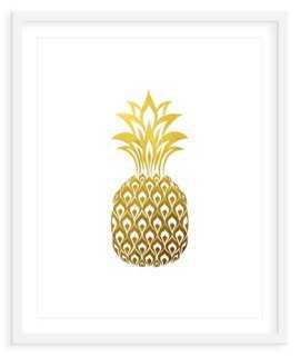 The Digital Studio, Golden Pineapple - One Kings Lane