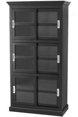 LEXINGTON BOOKCASE - Black - Home Decorators