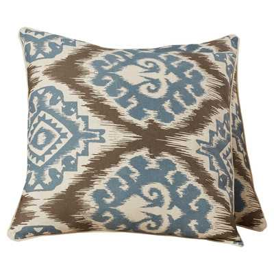 "Coralie Cotton Throw Pillow-Set of 2 -18''x 18""-Insert not included - Wayfair"