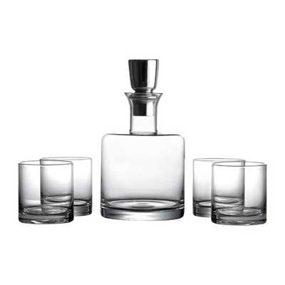 5 Piece Decanter Serving Set - AllModern