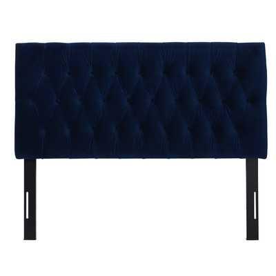 Maya Queen Upholstered Headboard - Wayfair