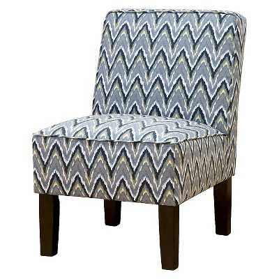 Burke Slipper Chair - Ace Flame Mineral - Target