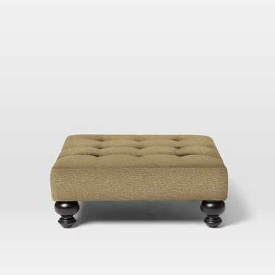 Essex Upholstered Ottoman - West Elm