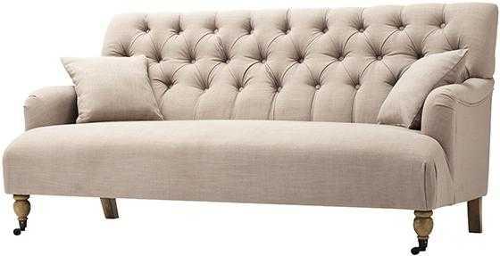 WATKINS SOFA - Natural Linen - Home Decorators
