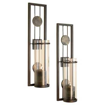 Contemporary Wall Sconces - Set of 2 - Target