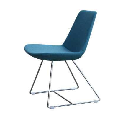 Eiffel Wire Side Chairby sohoConcept - Wayfair