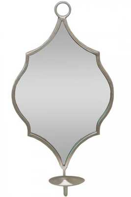 ARIA MIRROR CANDLE SCONCE - Home Decorators