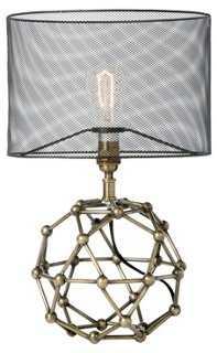 Model Molecule Table Lamp - One Kings Lane