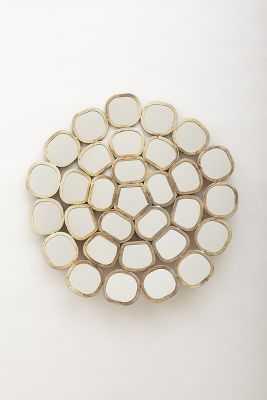 Honeycomb Ring Mirror - Anthropologie