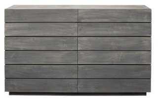 Laguna 6-Drawer Dresser - One Kings Lane