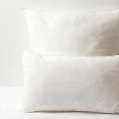 SHINY LINEN CUSHION - Pillow Insert - Zara Home