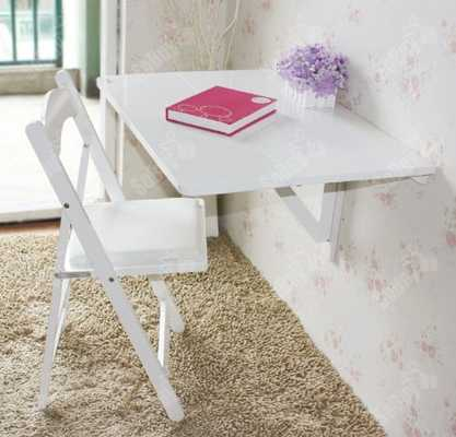 SoBuy Wall-mounted Drop-leaf Table - Amazon