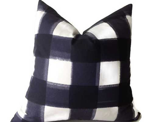 """Decorative Pillow Cover, 18""""Sq, Insert sold separately - Etsy"""