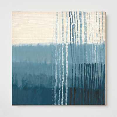 """Sarah Campbell Wall Art - Oversized Ripple - 29""""x29"""" - Unframed - West Elm"""