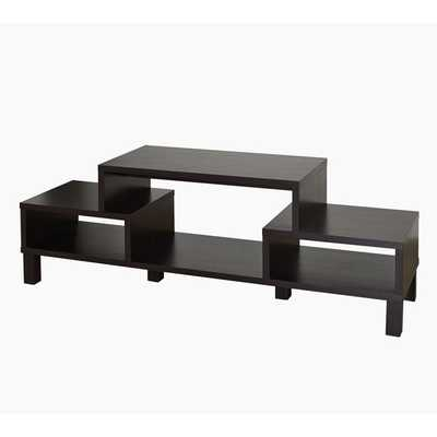 Furniture of America Baltimore 60-inch TV Console - Overstock