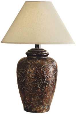 Socorro Bronze Southwest Table Lamp - Lamps Plus