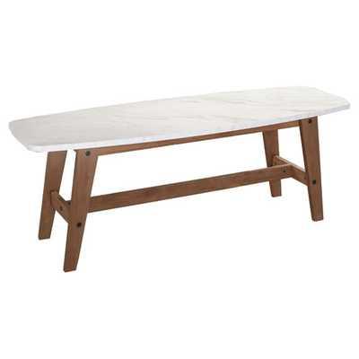 Soft Modern Coffee Table - AllModern