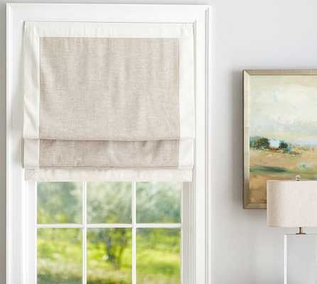 Emery Border Shade - Pottery Barn