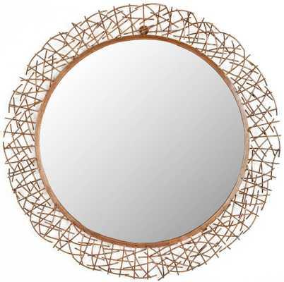 Twig Mirror - Domino