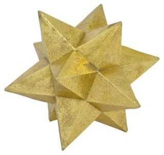 """10"""" Spiked Centerpiece, Gold - One Kings Lane"""