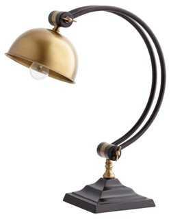 Silverbelle Desk Lamp - One Kings Lane