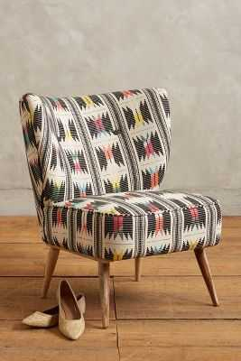 Flutura Occasional Chair - Anthropologie