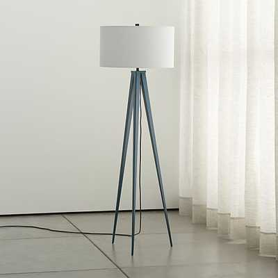Theo Floor Lamp - Crate and Barrel