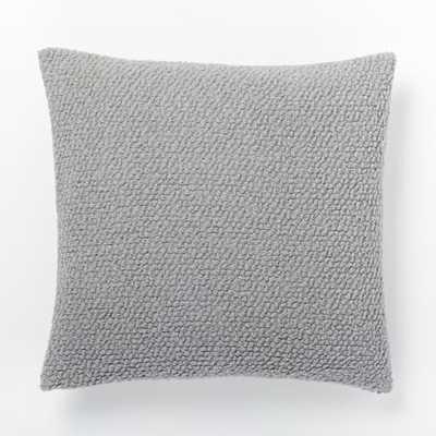 Cozy Boucle Pillow Cover - West Elm