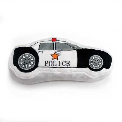 Teyo's Tires Police Car Throw Pillow - 5x7 - With Insert - Overstock