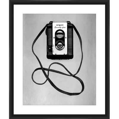 "Vintage Photography II Giclee Print Framed Photographic Print-24""x20"" - AllModern"