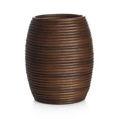 Galang Small Vase - Crate and Barrel