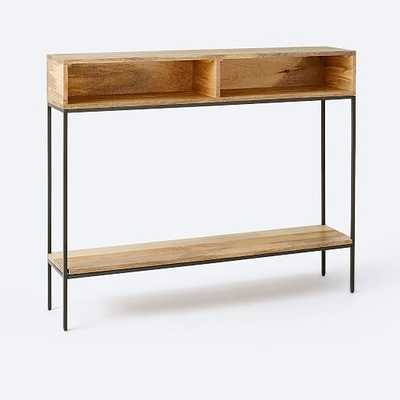 Industrial Storage Open Console - West Elm